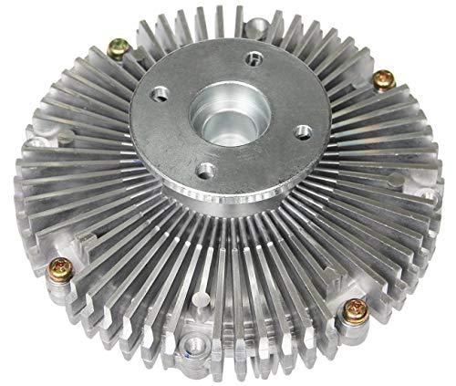 TOPAZ 6600 Engine Cooling Thermal Fan Clutch for Nissan Armada Pathfinder Titan QX56 5.6L V8 Suzuki Equator 2.5L L4