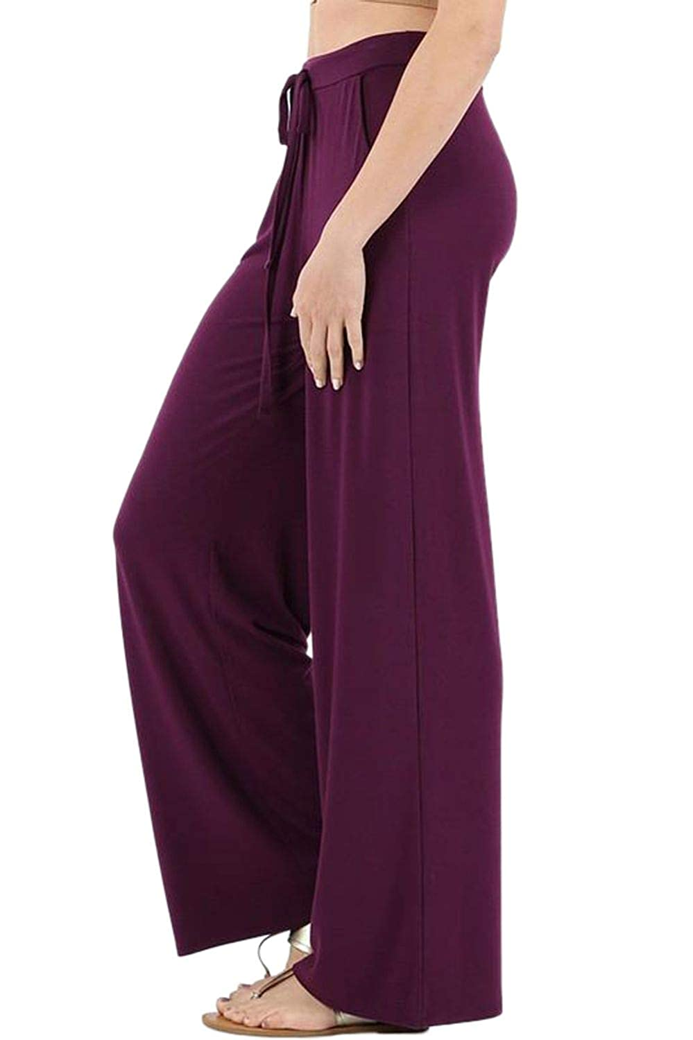 Sportoli Lounge Pants for Women Pajama Pants Loose Fit with Drawstring Waist and Pockets