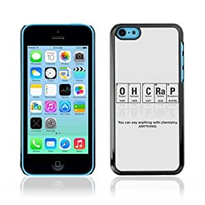 YOYOSHOP [Chemical Elements Message] Apple iPhone 5C Case by Maris's Diary