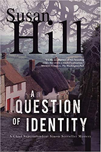 A Question Of Identity A Simon Serrailler Mystery Chief
