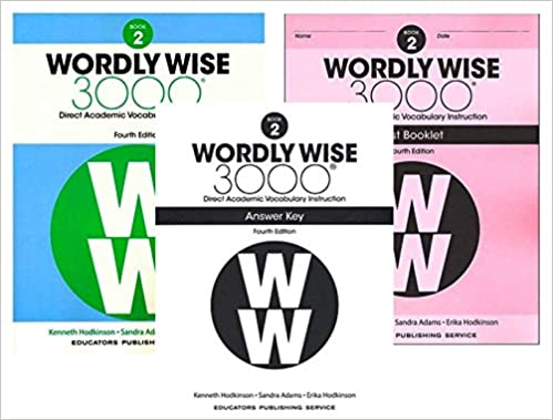 Wordly Wise Book 2 Answer Key