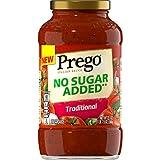 Prego Pasta Sauce, No Sugar Added Traditional