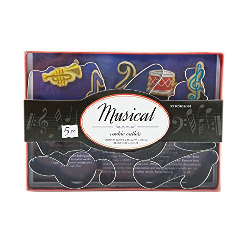 music cookie cutters - 4