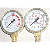 2″ Acetylene Regulator Gauge Set for Victor Harris Cutting Welding Torch