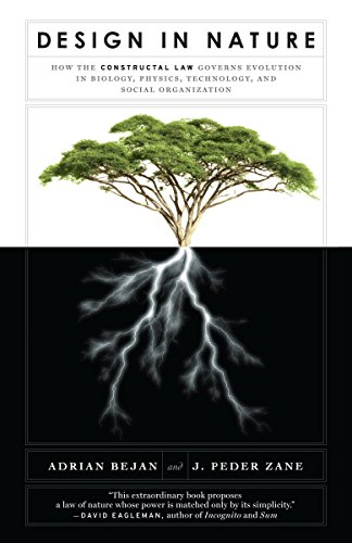 Pdf Bibles Design in Nature: How the Constructal Law Governs Evolution in Biology, Physics, Technology, and Social Organizations