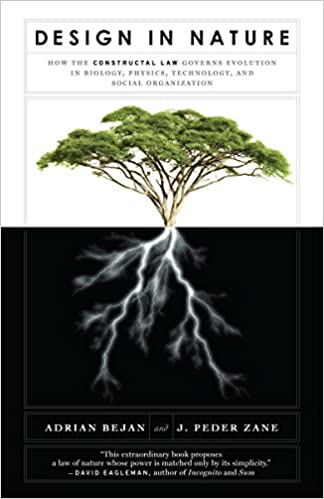 design in nature how the constructal law governs evolution in