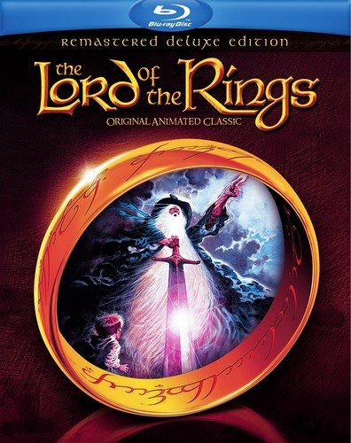 The Lord of the Rings (1978 Animated Movie) [Blu-ray] (Lord Of The Rings Theatrical Vs Extended)