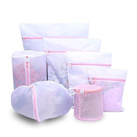 bolsas de lavandería de malla bolsas de lavado para ropa ...