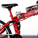 Urchins' Family Alloy Mini Bicycle Toy - Finger