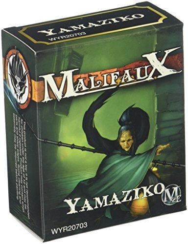 Wyrd Miniatures Malifaux Ten Thunders Yamiziko Model Kit