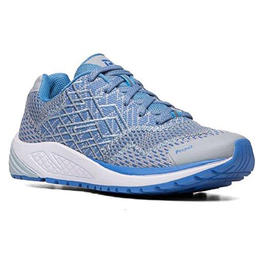 Walking Sneakers, Blue Mesh, EVA, Rubber, 10 XX-Wide ()
