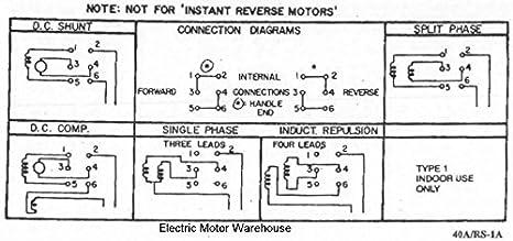 Us Motors Wiring Diagram F on