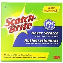 Scotch-Brite Never Scratch Soap Pads