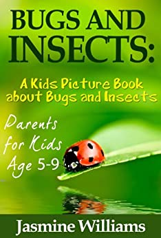 Childrens books about bugs and insects