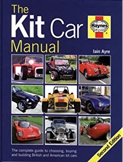 Build Your Own Kit Car: Amazon co uk: Steve Hole