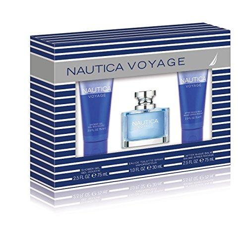Nautica Voyage Toilette Shower Aftershave