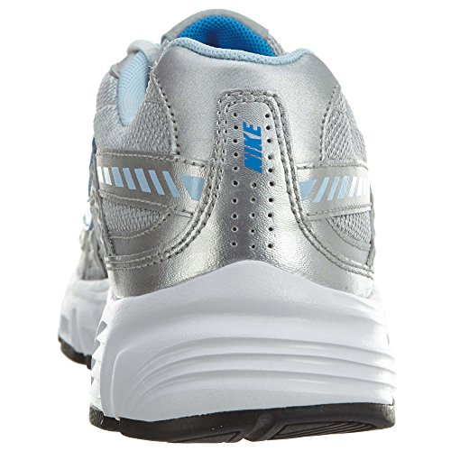 Women's Silver Shoes WMNS Trail White Blue Wide Silver Metallic Nike Grey Running Ice Cool 001 Initiator Fx5CwdnC0q