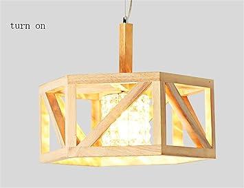 Kronleuchter Holz ~ Gbt holz kronleuchter kreative persönlichkeit einfache japanischen
