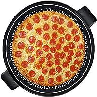 Fyuan Piedra de cerámica para pizza para parrilla y horno - Ronda ...
