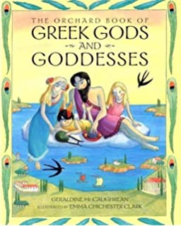 How to write a book review about Greek Mythology?