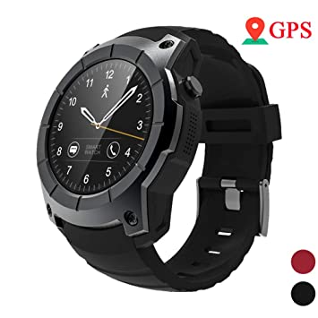 Amazon.com: QKa Smart Watch, Outdoor Running GPS Watch with ...