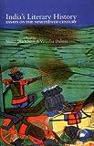 Indias Literary History