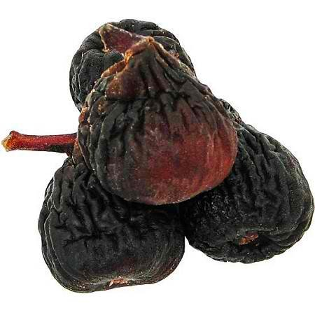 Bulk Dried Fruit, 100% Organic Black Missions Figs, Bulk, 30 Lbs by UNFI