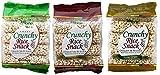 Jayone Crunchy Rice Snack (Combo- Original, Ginger Honey, Honey Cinnamon-Pack of 6)
