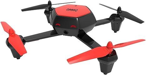 Opinión sobre Qimmiq Blimp - Dron, Color Rojo y Negro