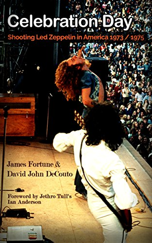 - Celebration Day: Shooting Led Zeppelin in America 1973/1975