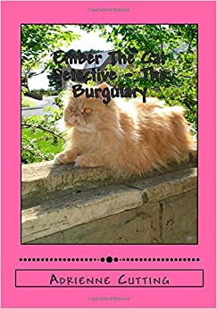 Book Ember The Cat Detective - The Burgulary: Volume 1