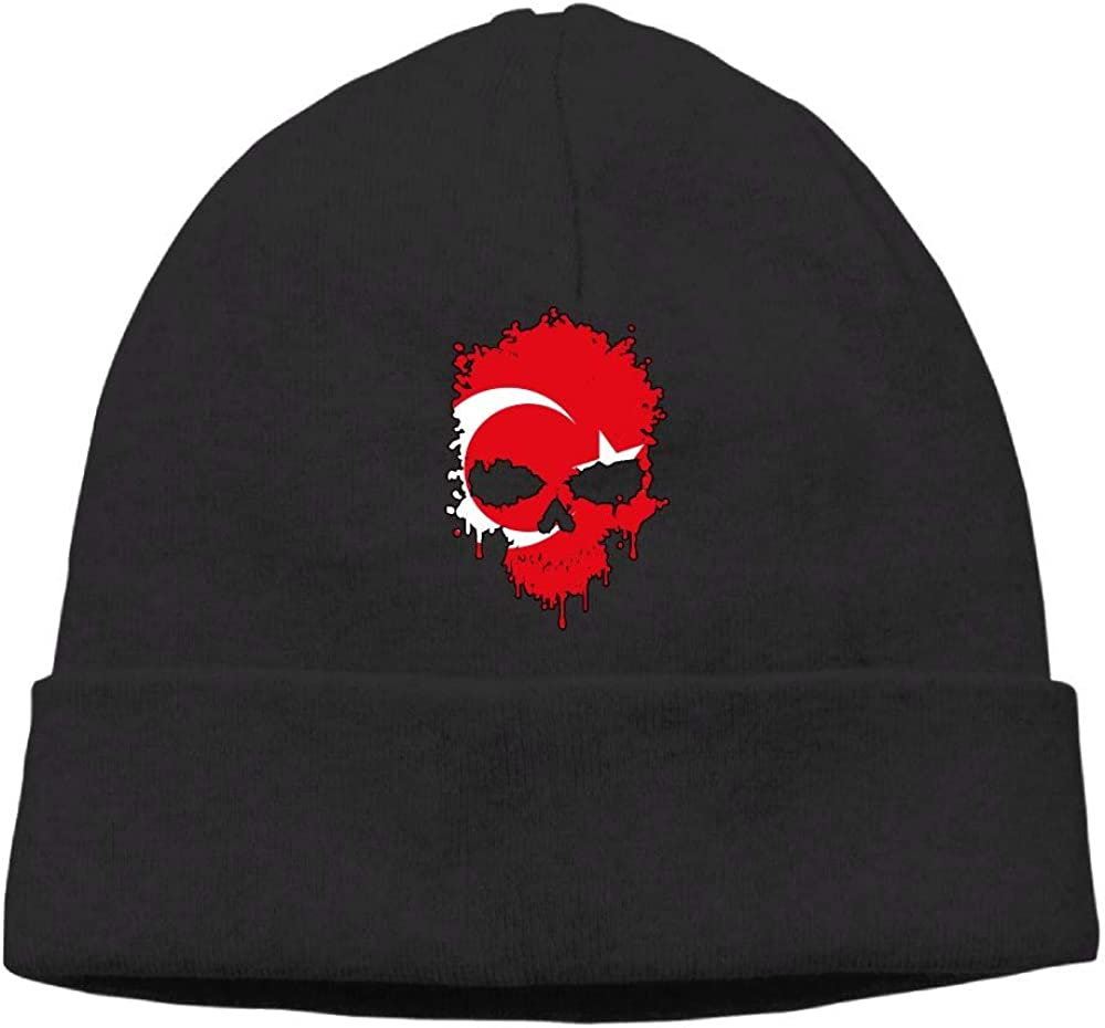 BF5Y3z/&MA Unisex Turkey Skull Knitting Hat Winter Skiing Cap