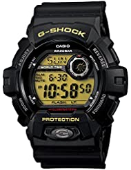 G-Shock World Time Black Dial Mens watch #G8900-1