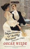download ebook the importance of being earnest and other plays by oscar wilde (2012-02-07) pdf epub