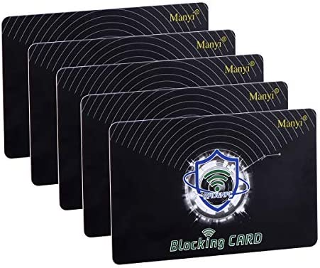 Blocking Protection Contactless Protector Blocker