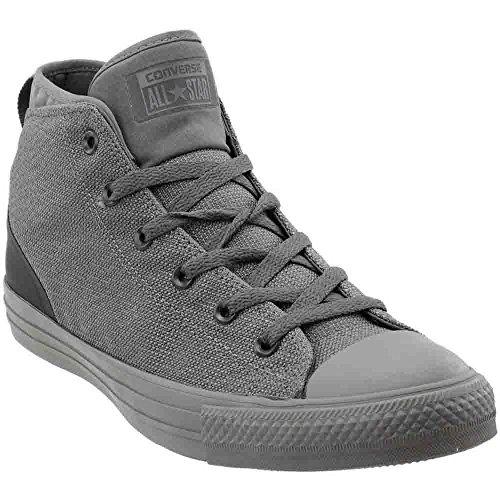 Converse Men's Chuck Taylor All Star Syde Street Mid Fashion Sneaker Shoe Grey