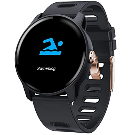 Amazon.com: FEDULK Android iOS Sports Smart Watch Fitness ...
