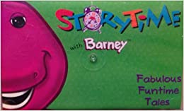 Storytime With Barney: Fabulous Funtime Tales: Barney: 9781570641398: Amazon.com: Books