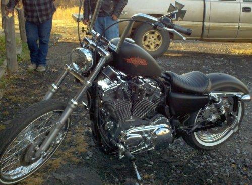 Dk Custom Products Harley Sportster Speedometer