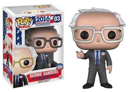 Funko Pop! The Vote - Bernie Sanders Vinyl Figure (Best Campaign Speech Ever)