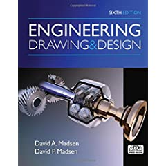 Engineering Drawing and Design, 6th Edition from Cengage
