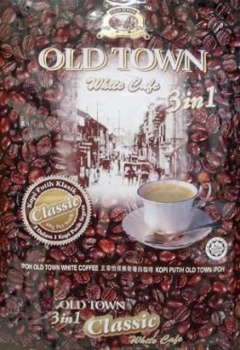 Old Town Classic 3 in 1 Mix Instant White Coffee - East Town