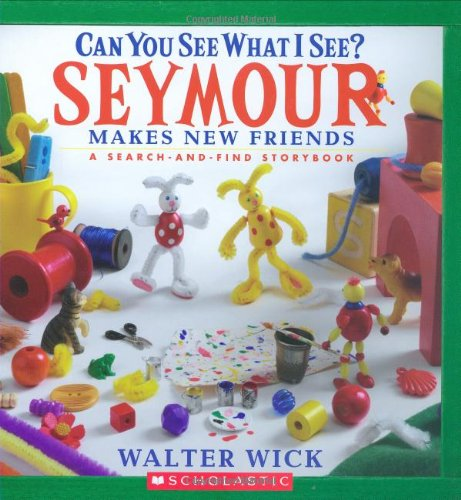 can you see what i see seymour makes new friends 感想 walter
