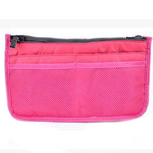 Hunpta - Bolso cruzados para mujer Hot Pink