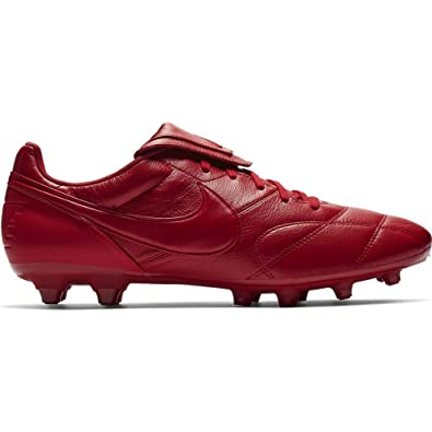 d5093cf9f031d Nike Men's Premier II FG Soccer Cleats (Gym Red)