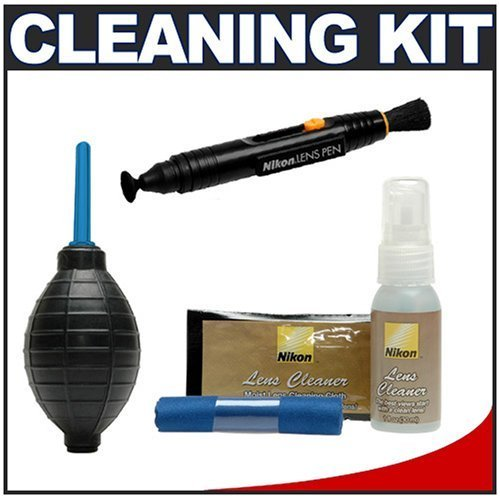 Nikon Cleaning Combo Kit Binoculars