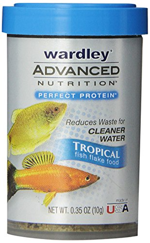 Wardley Advanced Nutrition Perfect Protein Tropical Fish Flake ()