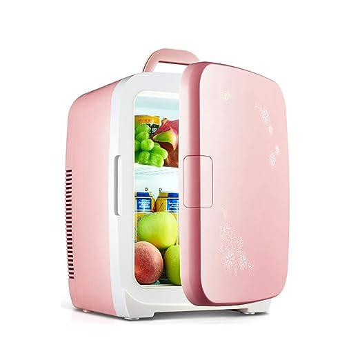 Mini refrigerador Nevera silenciosa 15L y Calentador 12V / 220V ...