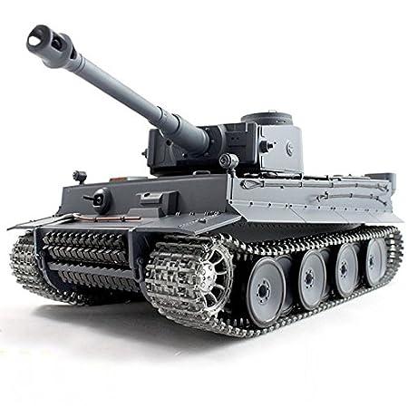 RC Tank German Panther Radio Remote Control Battle Shot Function