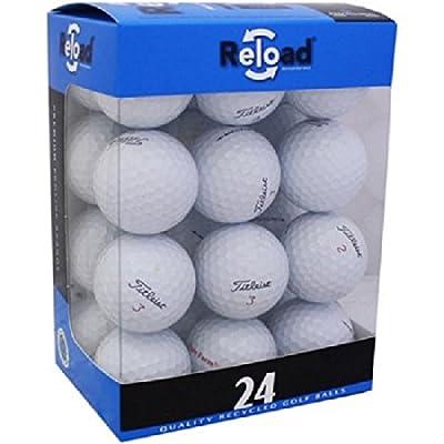 Titleist Pro V1 Near Mint Condition Golf Balls (24 Pack)